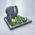 Grabsteine-Beispielbild_Doppelgrab